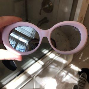 Mess around quay sunglasses
